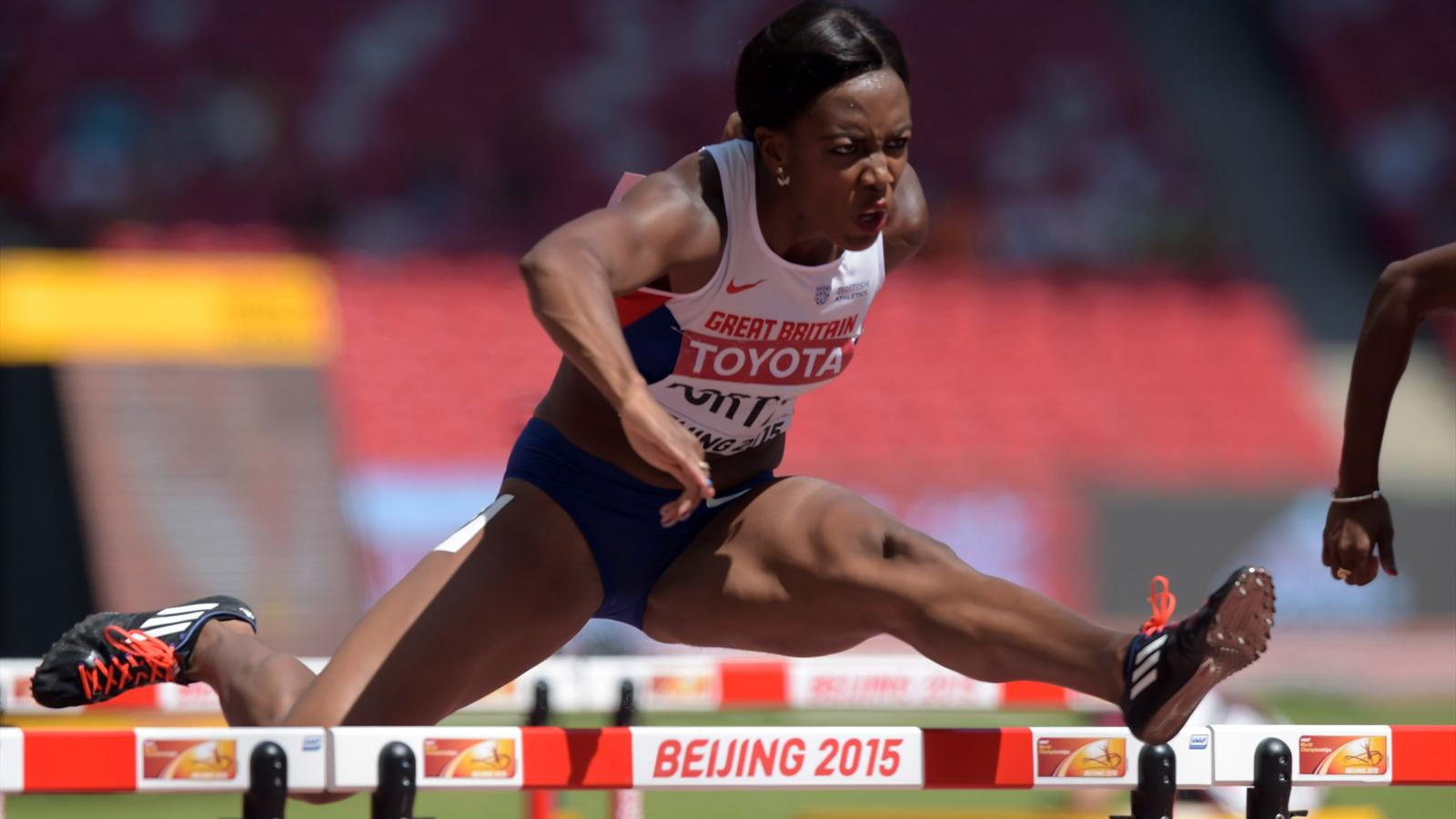 Day seven schedule and medal events: Can Tiffany Porter claim a medal in the 100m hurdles ...