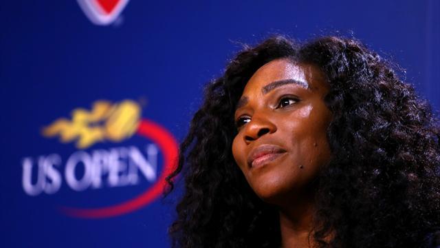 """En qu�te d'un Grand Chelem, Serena Williams """"ne ressent vraiment pas de pression"""""""