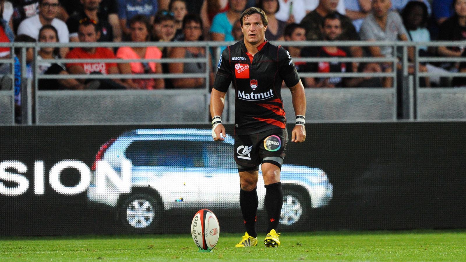 Jacques-Louis Potgieter (Lyon) - août 2015