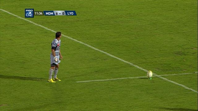 Leader de Pro D2, Lyon assume parfaitement son statut de favori