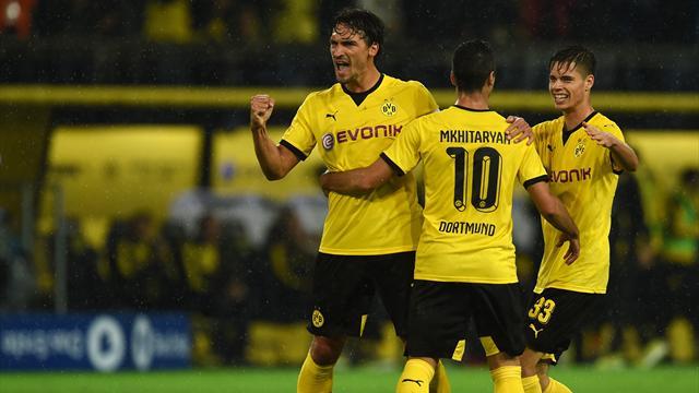 Dortmund cartonne, Bilbao et l'Ajax qualifiés de justesse, le Standard et Southampton à la trappe