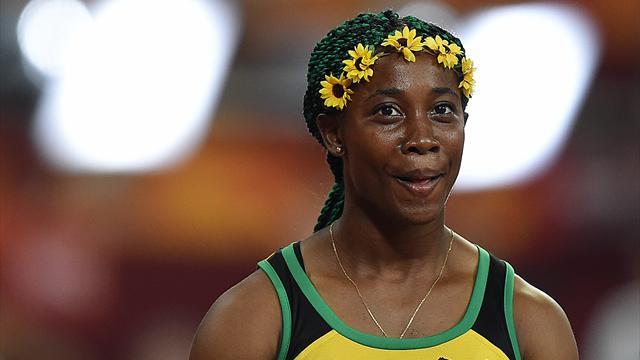 Jamaïque : Shelly-Ann Fraser-Pryce est enceinte