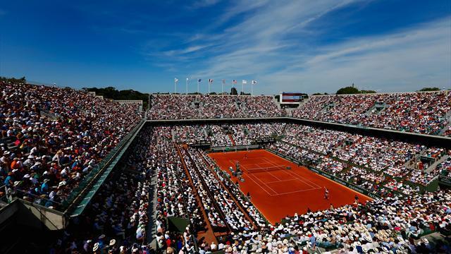 Cette année, sur Eurosport, Roland-Garros dure trois semaines