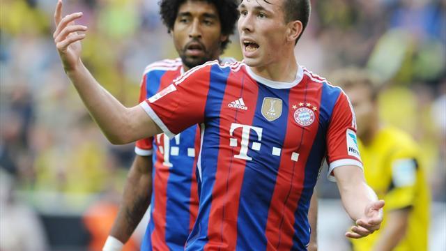 Dante im Kader, Höjbjerg wird an Schalke 04 verliehen