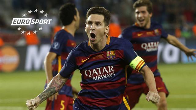 «Барселона» выиграла второй матч подряд со счетом 1:0