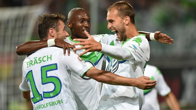 Sans de Bruyne, Wolfsburg étrille Schalke et se cale en tête