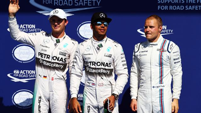 Hamilton: I'm not excited by pole trophies