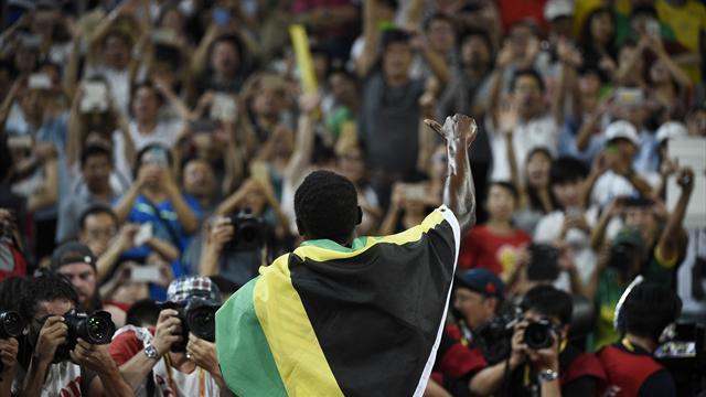 De Pékin 2008 à Pékin 2015 : Bolt, c'est 17 titres sur 18 !