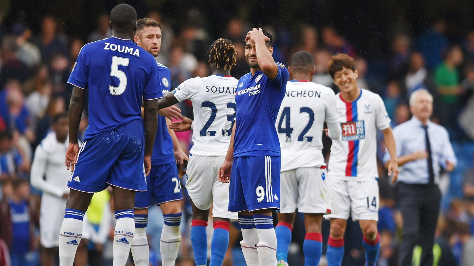 Crystal Palace Win At Chelsea As Jose Mourinhos Awful Season Continues