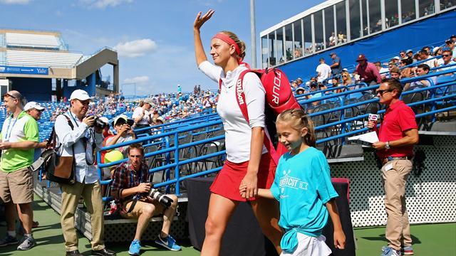 Квитова выиграла турнир в Нью-Хэйвене