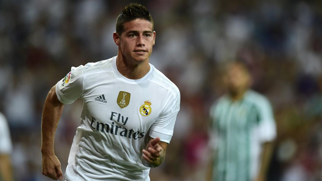 another chance 1d359 c61c5 James Rodriguez 'didn't stop for police in 200kmh car chase ...