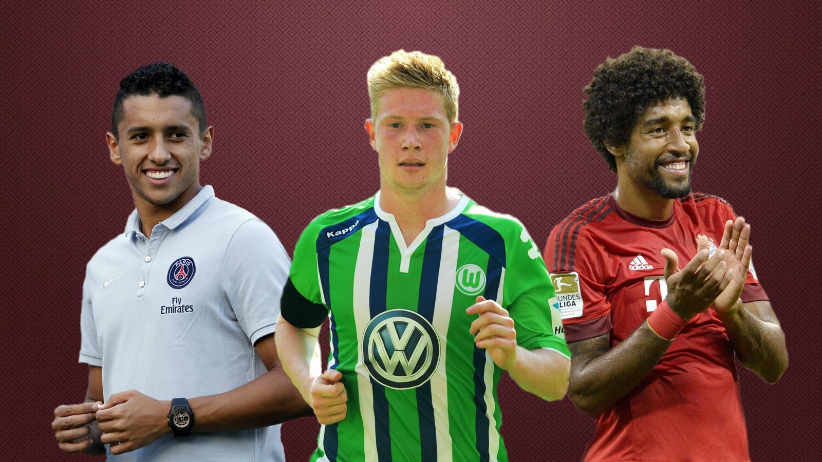 Де Брёйне наконец в «Сити», Данте покинул «Баварию» и другие трансферные новости воскресенья