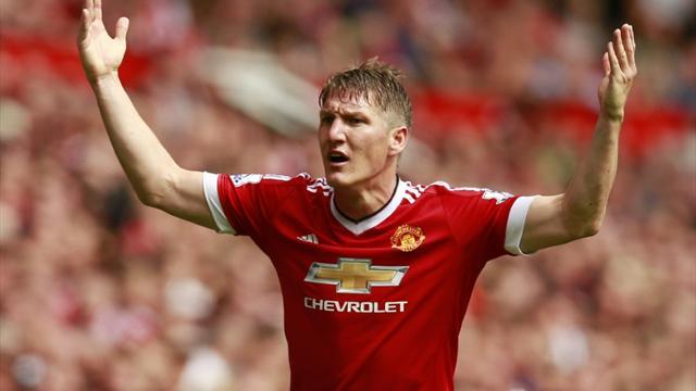 Medien: Schweinsteiger spielt für Manchester United