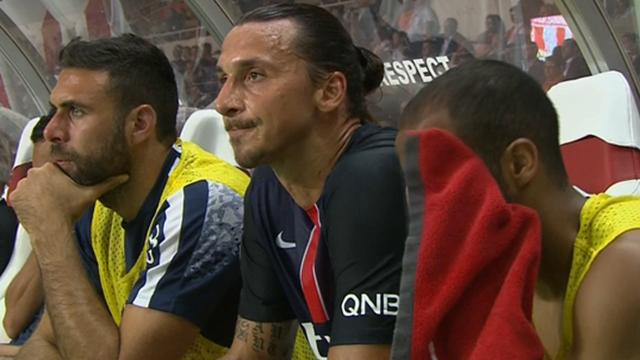 La grimace de Cavani, les centres de Di Maria et les amis de Ménès : Monaco-PSG en 7 images décalées