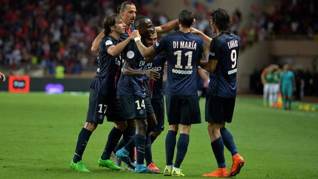 Le PSG s'est bien amusé, Monaco n'a pas existé