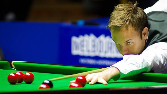Emotionaler Carter gewinnt Paul Hunter Classic
