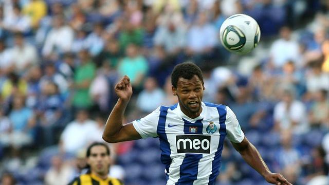 Rolando avec le FC Porto