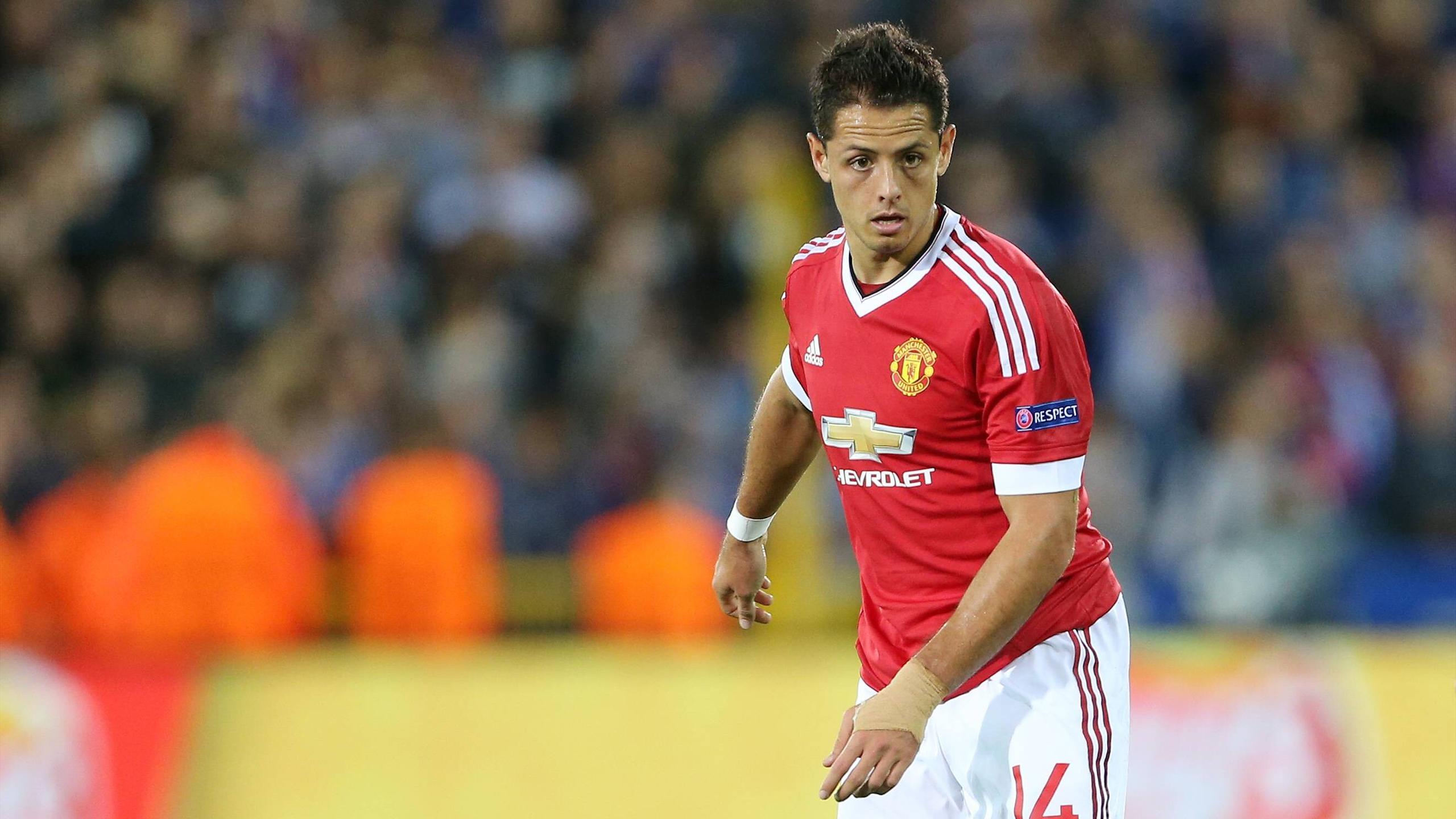 """""""Chicharito"""" Javier Hernández kommt von Manchester United nach Leverkusen"""