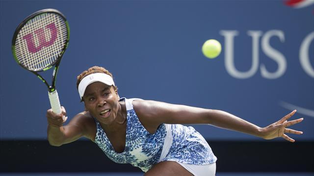 Venus Williams sortie dès le premier tour à Auckland