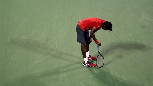 Tennis : Monfils fait pschitt d'entr�e
