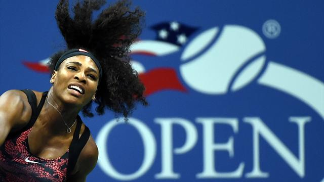 Tennis : Serena commence sa mission sans avoir � forcer