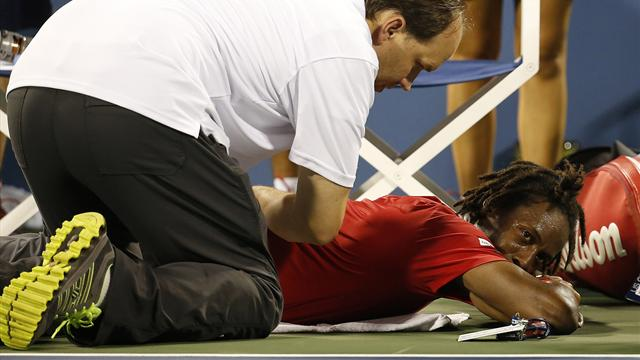 Tennis : Monfils :
