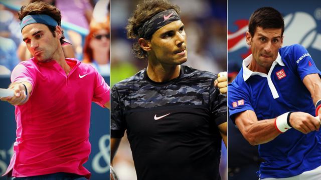 Tennis : Quiz ? Federer, Nadal ou Djokovic  : </b>Qui suis-je ?