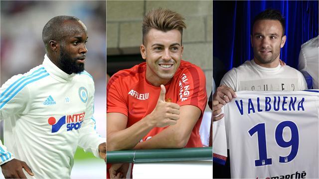 L'OM, l'OL et Monaco ont épousé des stratégies très différentes et n'auront pas les mêmes ambitions