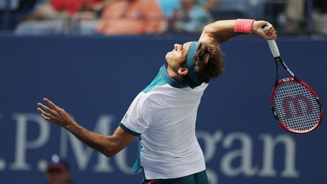 """Les abandons dus à la chaleur ? Pour Federer, """"les joueurs devraient être préparés physiquement"""""""