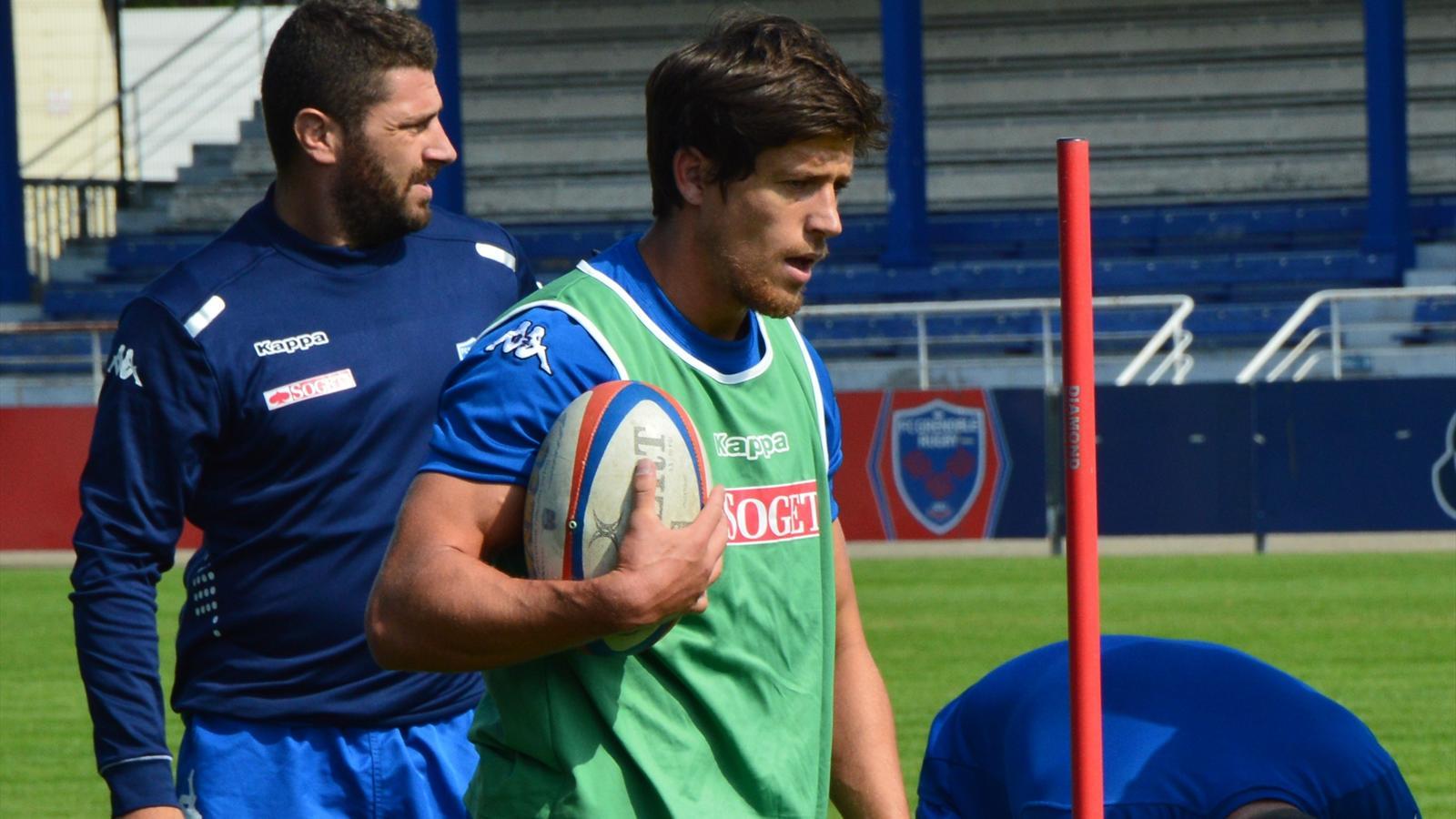 Armand Batlle (Grenoble) - Photo Laurent Genin - Juillet 2015