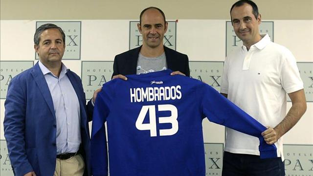 """Domínguez: """"Hombrados le va a dar muchísimo al Guadalajara"""""""