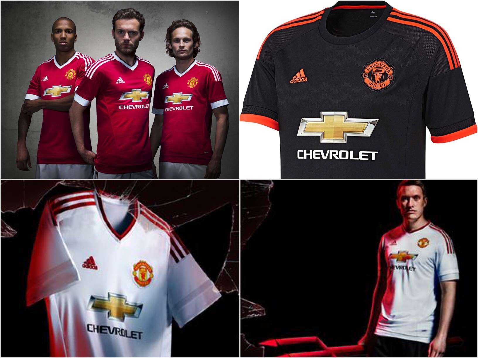 Форма «Манчестер Юнайтед»