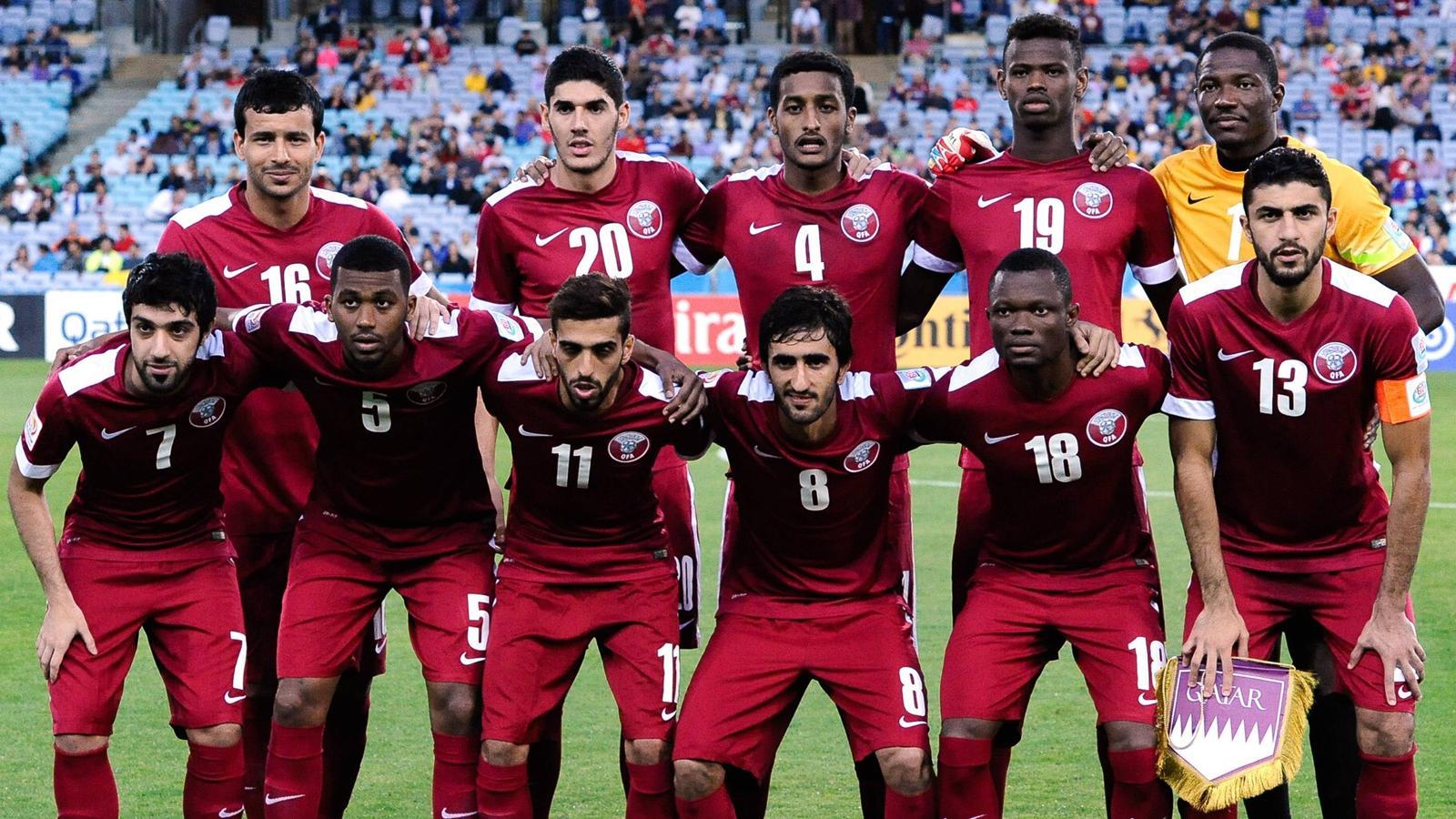 nationalmannschaft katar