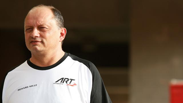 Vasseur avec Prost pour diriger l'équipe Renault ?