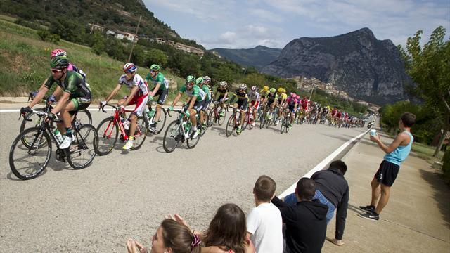 La Vuelta 2016 sera sans répit et comprendra une arrivée sélective à l'Aubisque