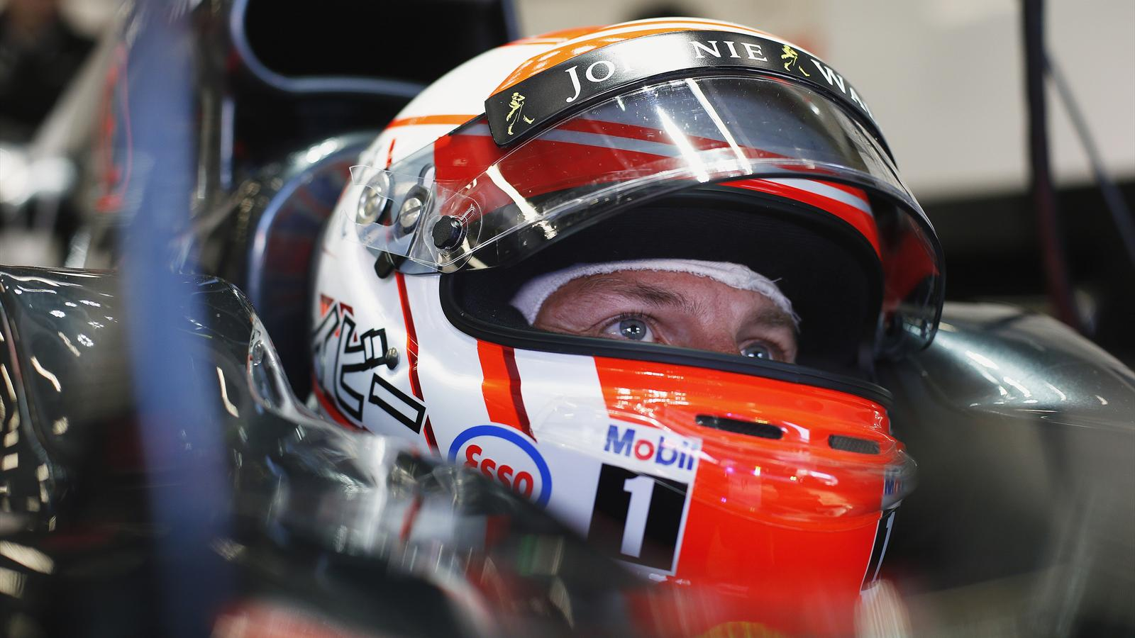 Jenson Button (McLaren) - GP of Italy 2015