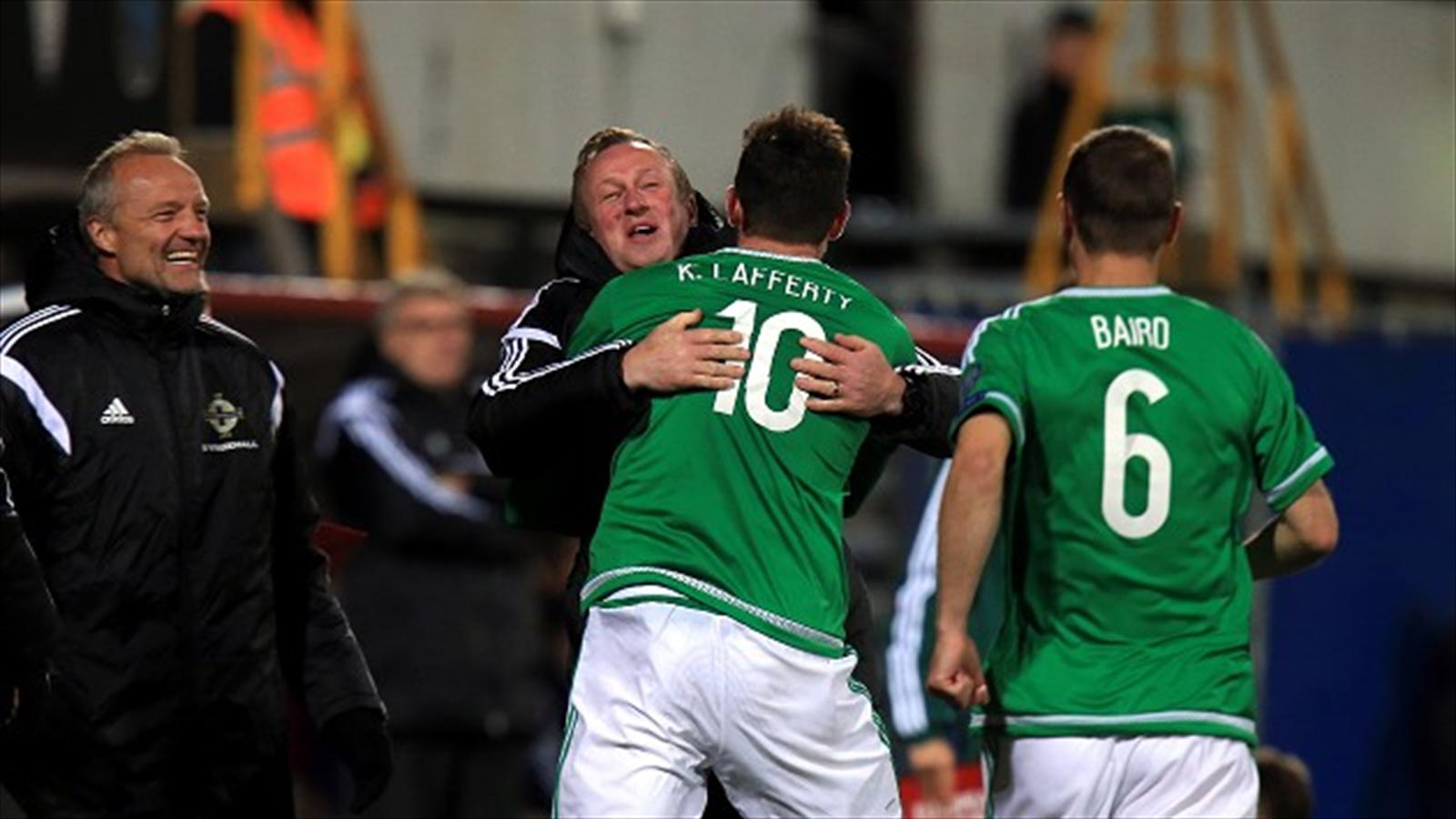 Michael O'Neill says Northern Ireland won't slip up with ...