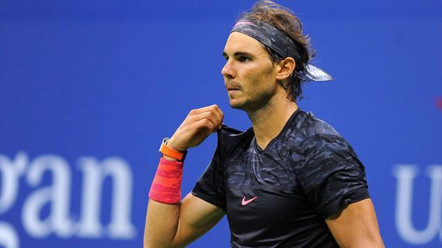 Bon pour la casse Nadal ? Oui, comme Federer il y a deux ans