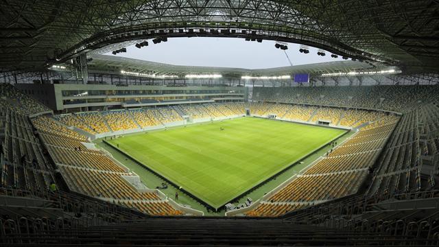С «Арены Львов» демонтировали 7 тыс. кресел для «Евровидения 2017» вКиеве