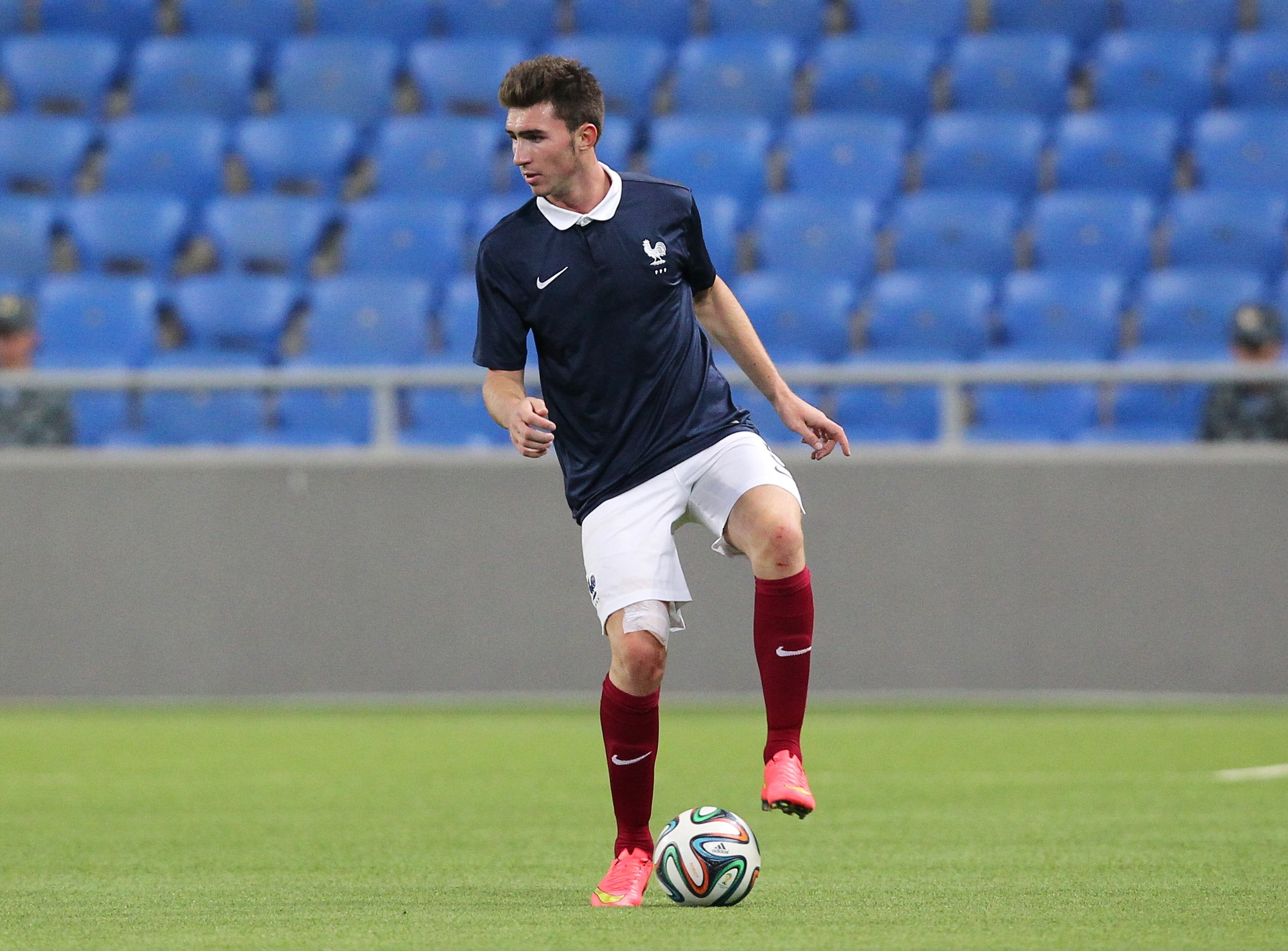 Image result for aymeric laporte france 2013
