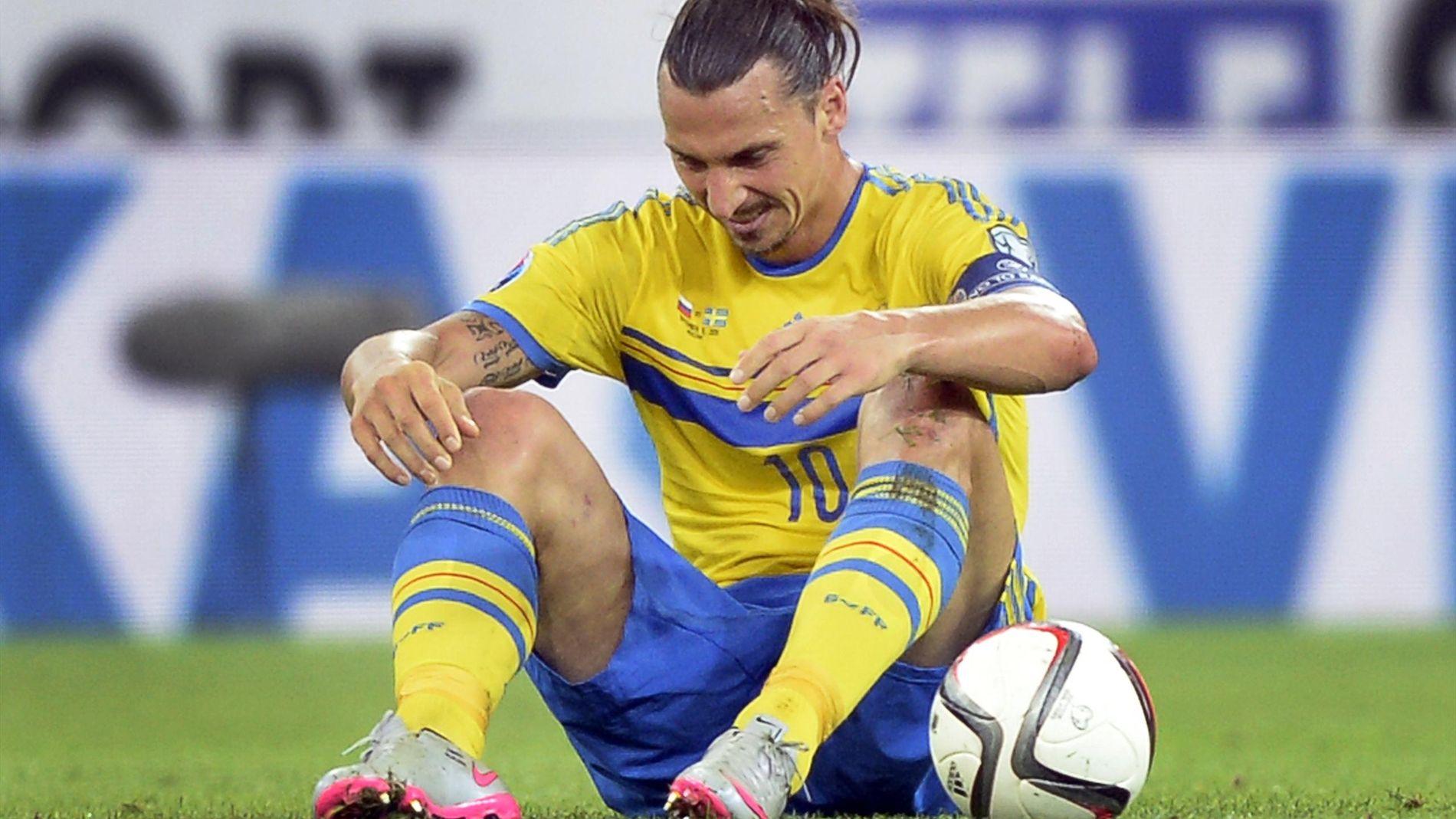 Battue en Russie (1-0), la Suède est larguée par le Danemark, solide leader du groupe G