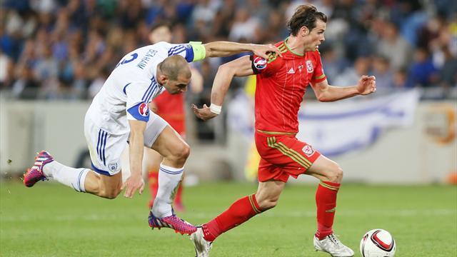 Le pays de Galles va encore devoir patienter pour se qualifier, la Belgique assure grâce à Hazard