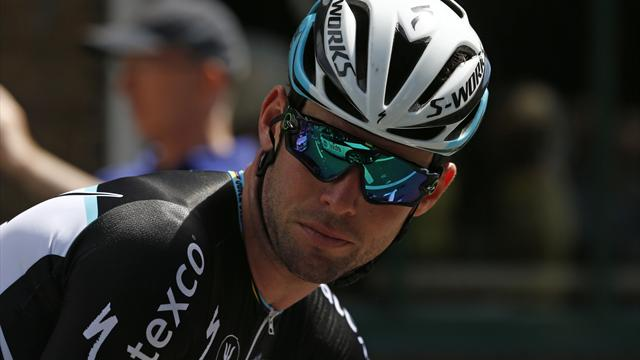 Cavendish out of Road World Championships with shoulder injury