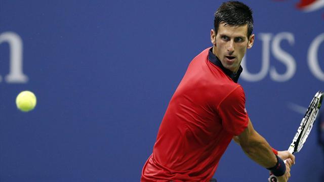 Djokovic sans vraiment trembler, mais sans convaincre non plus