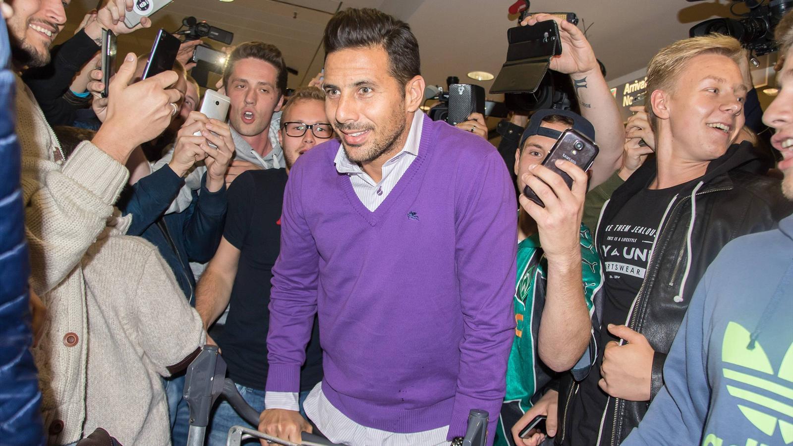 Steht vor einer Rückkehr zu Werder Bremen: Claudio Pizarro