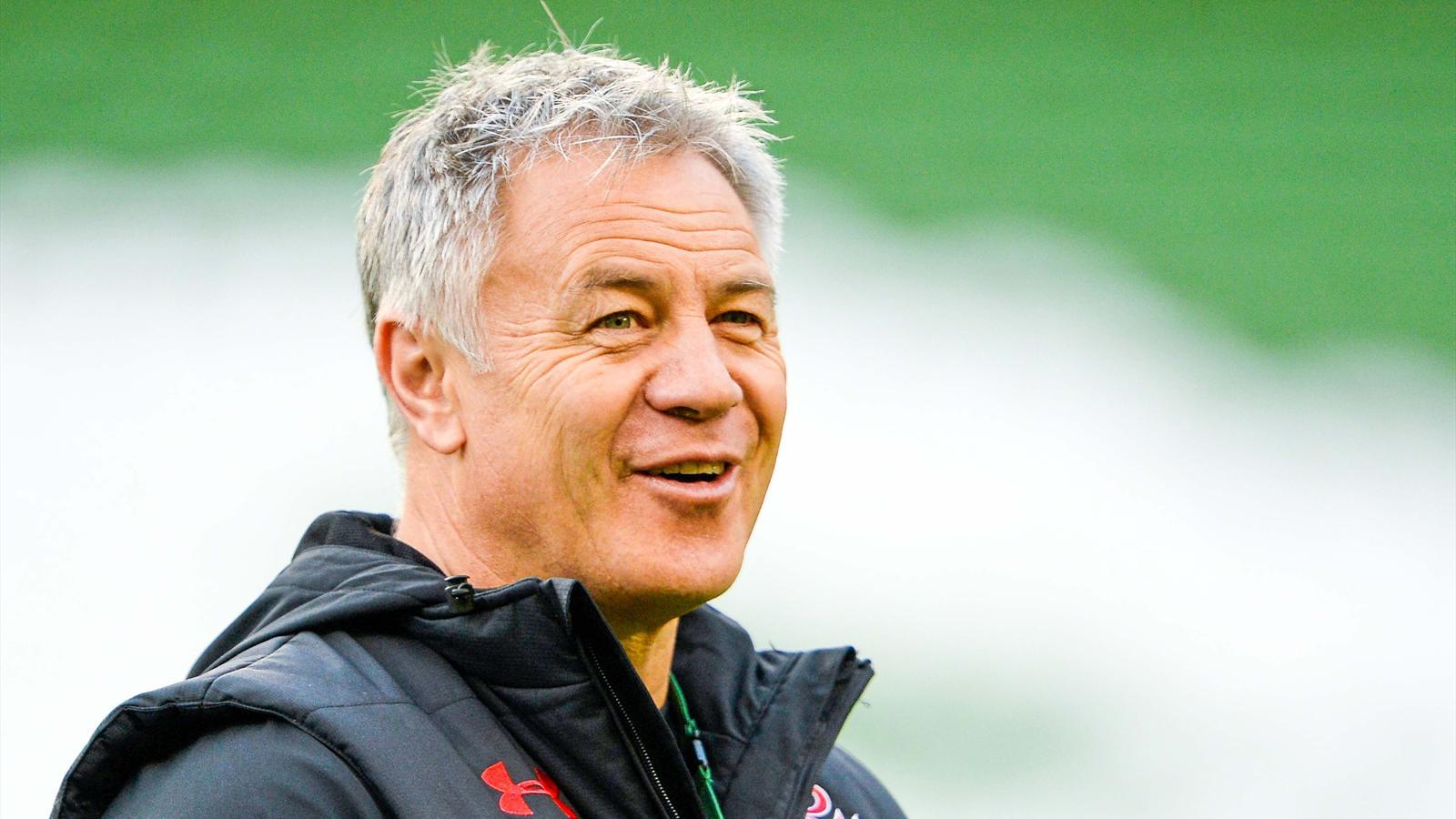 Milton Haig, l'entraîneur de la Géorgie