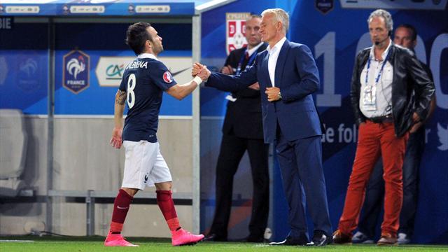 Valbuena : «Ma non-sélection est une immense déception»