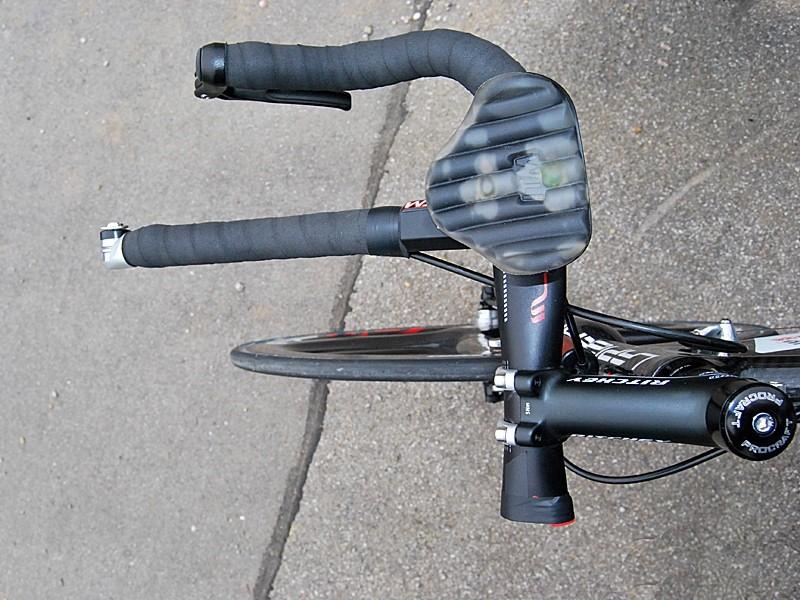 Руль гоночного велосипеда Захера