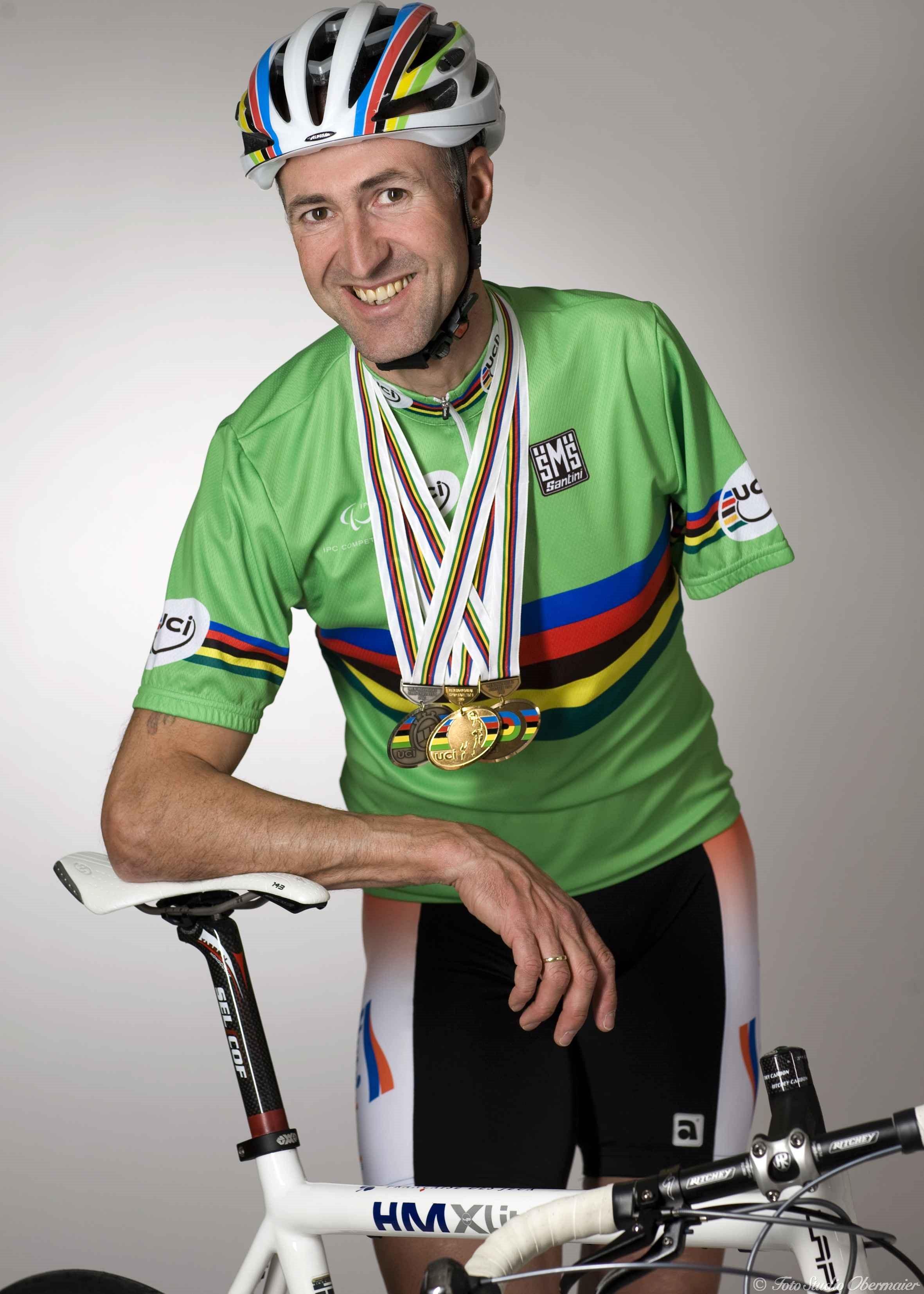 Вольфганг Захер – чемпион мира