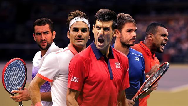 De Djokovic à Federer, 8 as pour trouver le roi de Flushing
